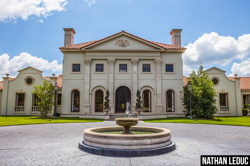 Amos Mansion in Green Islands | Columbus Real Estate Photographer