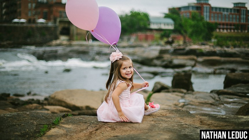 Morgan's 2 Years Old | Portrait Photographer
